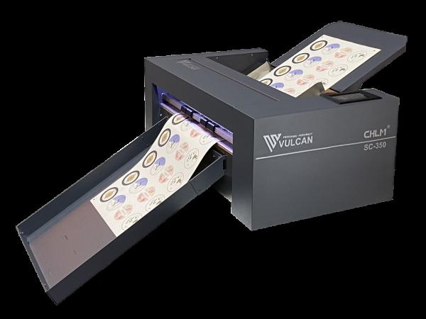 Vulcan SC-350 Sheet cutting